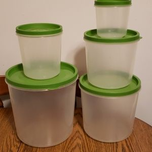 Storage containers (set of 5)